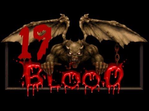 Прохождение Blood. Часть 19 - Ограбление банка?
