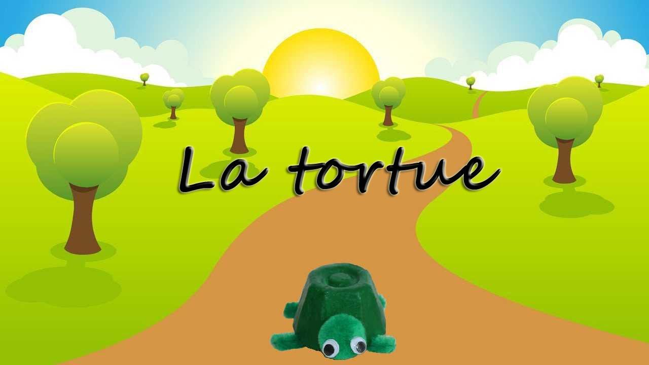 Bricolage de tortue pour enfant youtube - Bricolage facile pour enfants ...