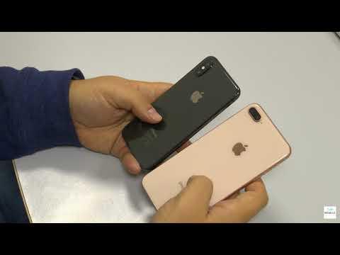 Apple iPhone X vs Apple iPhone 8 Plus