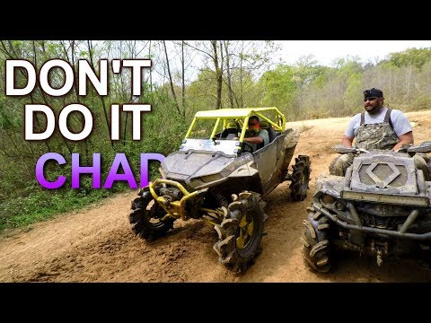 Mud Nationals 2018 | Don't Do It, Chad!