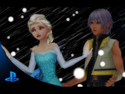 Frozen World confirmed for Kingdom Hearts 3!