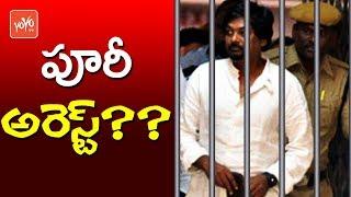 పూరీ అరెస్ట్?? | Will Director Puri Jagannadh Arrest In Drugs Case?