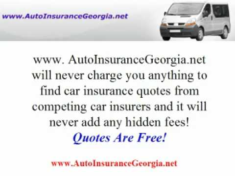 Auto Insurance Georgia - Struggle Back To  Lessen Your Prices!