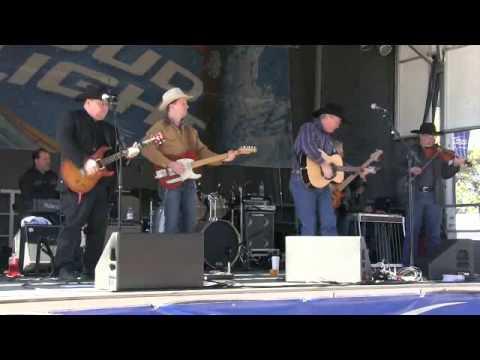 Blue Clear Sky Band performs Crazy Arms Live 2012 San Antonio Livestock Show