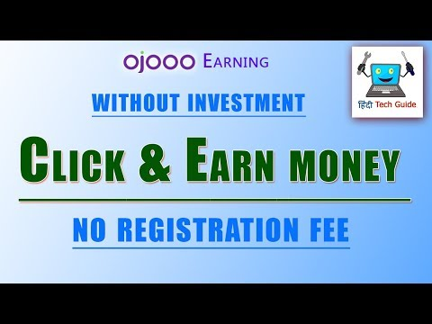 how to earn money by click ads   click & earn money online
