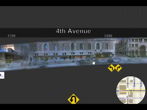 Street Slide: Browsing Street Level Imagery