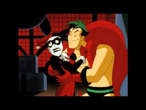 The Creeper ♥ Harley Quinn - Shipoopi