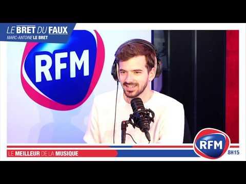 Le Bret Du Faux sur RFM / Mercredi 14 Novembre 2018
