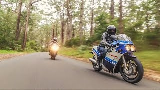 Gixxers Down Under: Suzuki's GSX-R on Australia's Great Ocean Road | On Two Wheels