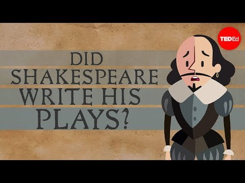 Did Shakespeare Write His Plays? - Natalya St. Clair And Aaron Williams video