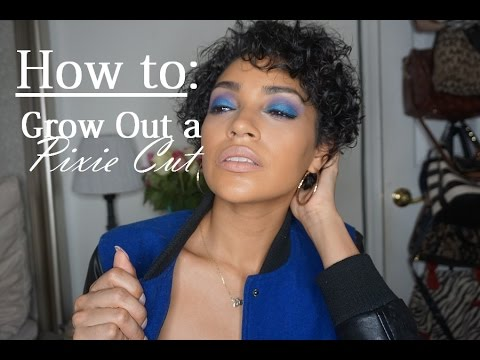 How to: Grow out a pixie cut   Do's & Don'ts