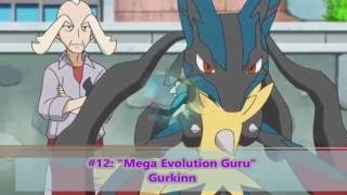 Top 15 Strongest Non Champion Trainers {Anime}