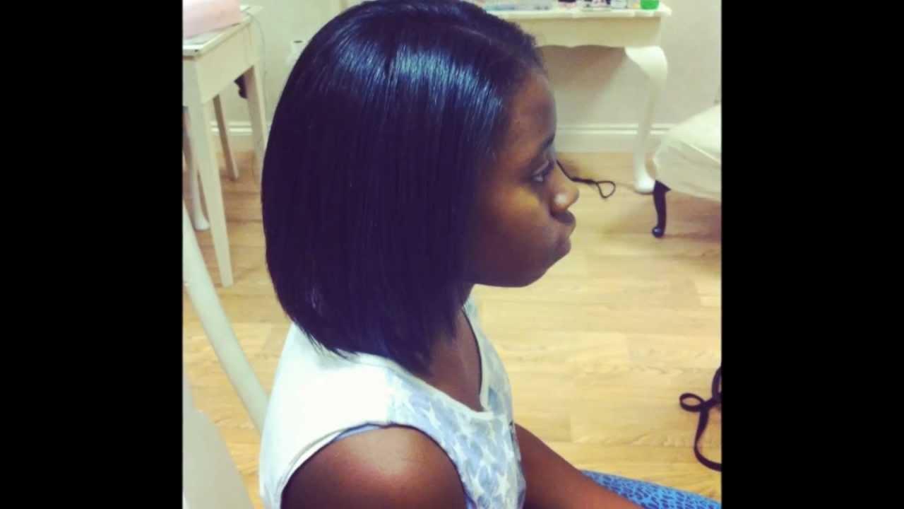 brazilian blowout keratin treatment afro hair review youtube