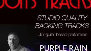 Backing Track 34 Purple Rain 34 Prince Minus Guitar And Vocals