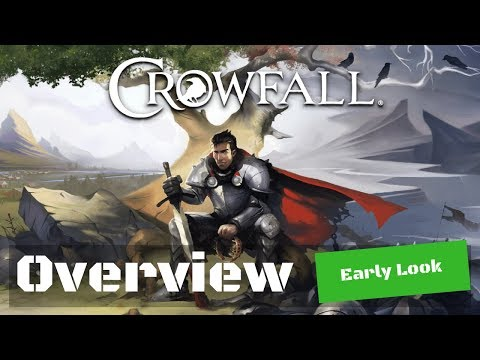Crowfall Overview - One of The Best Upcoming MMOs?
