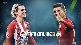 Live : FIFA ONLINE 3 (THE TRUE ANALOG GAME)