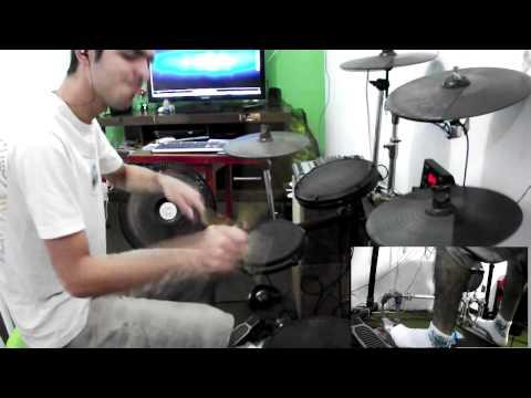 Dimmu Borgir - Gateways  Drum Cover  By: Jhony Eryc video