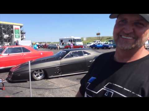 Jeff Lutz runs 6.05 at 251 mph! Fastest HOT ROD Drag Week Pass, Ever!