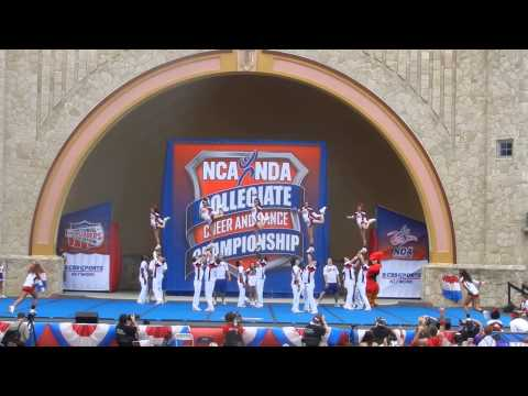 Trinity Valley Community College NCA College Nationals 2013