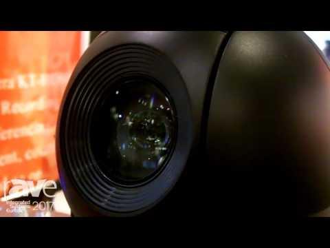 ISE 2017: Shenzhen JinJiuTianShi Industry Talks About KT HD60C Conference Video Camera