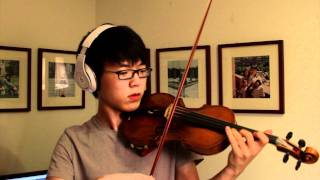 Adele - Rolling in the Deep - Jun Sung Ahn Violin Cover