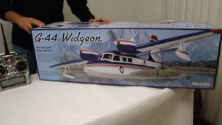 Electrifly Grumman G-44 Widgeon Out of the Box Preview