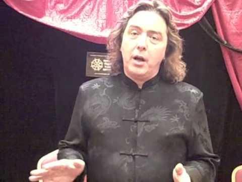 MagicBackdrops.com Las Vegas Magician Jeff McBride with The Magic & Mystery ...