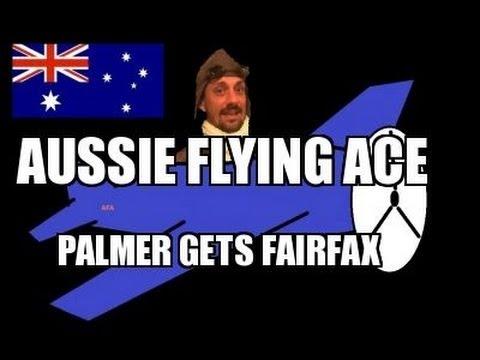 PALMER GETS FAIRFAX - Aussie Flying Ace