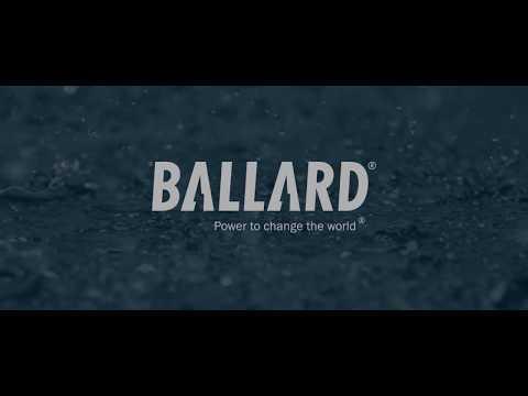 Ballard Power Systems CHINA 2017
