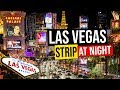 LAS VEGAS STRIP AT NIGHT Nevada USA mp3