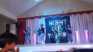 Kpop teachers presentation