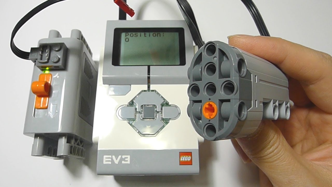 lego ev3 controlling power functions servo motor 15. Black Bedroom Furniture Sets. Home Design Ideas