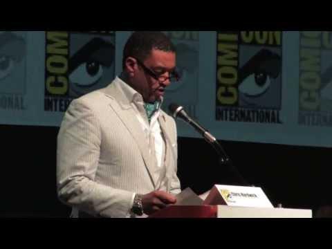 Zack Snyder, Harry Lennix Comic-Con SUPERMAN ANNOUNCEMENT