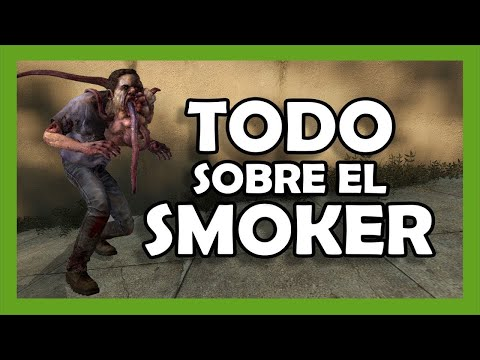 VAL - Tutorial Smoker | ENG SUBS | Left 4 Dead 2 - Todo sobre el Smoker
