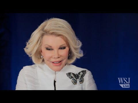 "Joan Rivers Says ""Bored"" Jay Leno ""Deserves To Struggle"""