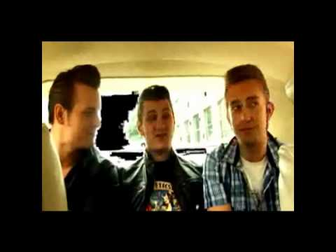 The Baseballs - Umbrella & Interview @ Dublin