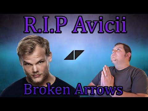 "{REACTION TO} Avicii- ""Broken Arrows"" (Official Music Video) #OrganicFam #FindYourLight"