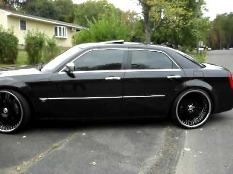 Chrysler 300c On 24 Inch Asanti Wheels Youtube
