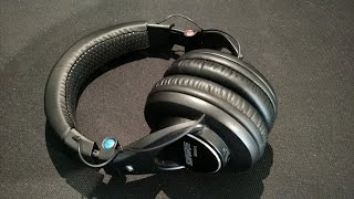 Z Review - Shure SRH840 (M50x wish they were here)