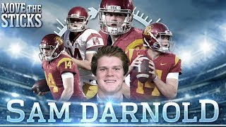 Sam Darnold's NFL Draft Profile with College & High School Highlights | MTS 360 Series