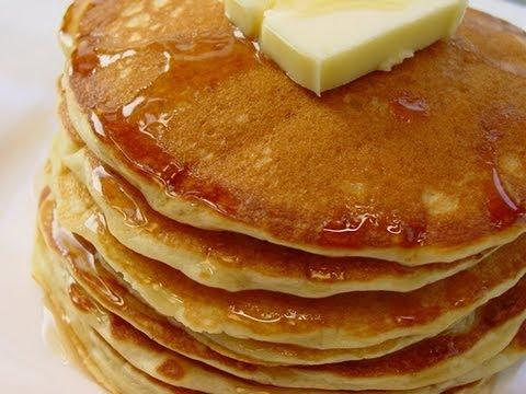 Tortitas americanas - American pancakes [Receta]