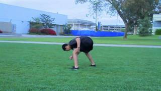 "Teaser video: grass session ""training"" - Khang Nguyen"