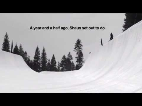 Shaun White : Triple cork in halfpipe (EXCLUSIVE : Road to Sotchi Big Crash)