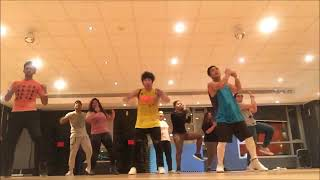 Lamborghini -bollywood dance zumba