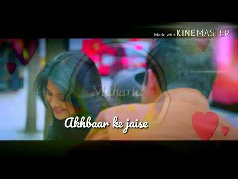 Rozana (Phir Se)   Whatsapp Status Video   New Whatsapp Status, Love Song