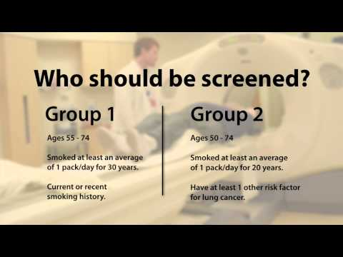 Free Lung Cancer Screenings at Lahey Hospital & Medical Center
