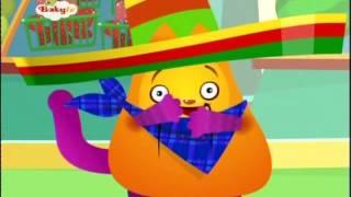 BabyTV Hungry Henry orange juce english
