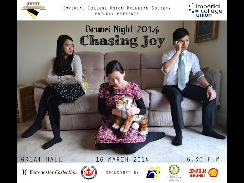 Brunei Night 2014: Chasing Joy