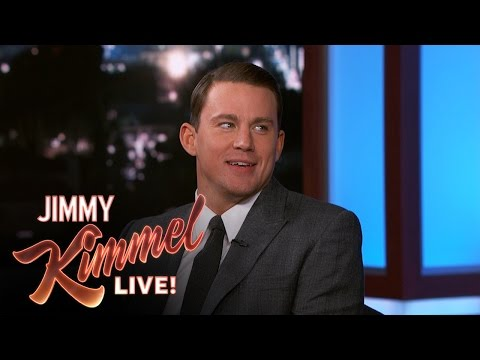 Channing Tatum on Quentin Tarantino