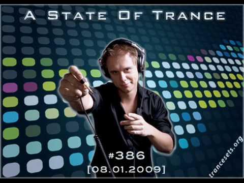 Armin van Buuren - A State Of Trance #386 - [08.01.2009]